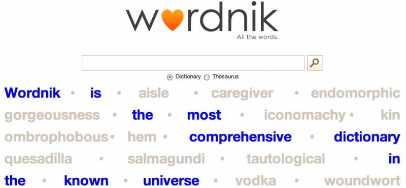 10 Online Reference Tools For Word Nerds Voxy