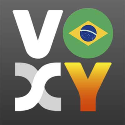 Aprenda inglês com a Voxy