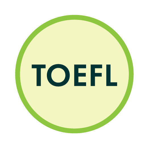 toefl badge